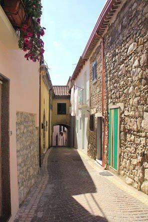 tratti del borgo