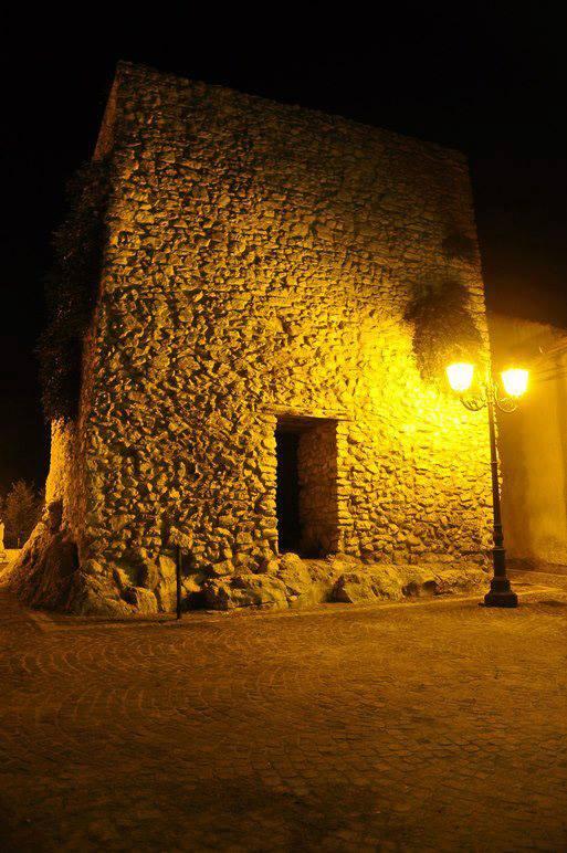 torre medievale di Sasso